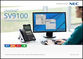 SV9100 Brochure
